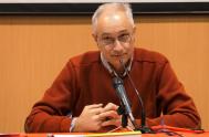 """21/02/2021- Esta semana, en """"Conferencias para la vida"""", escuchamos una disertación del Dr. Luis Aranguren Gonzalo, licenciado en Teología y escritor español, que…"""