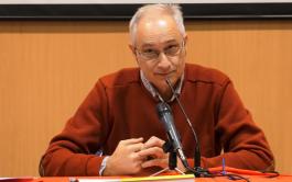 """21/02/2021- Esta semana, en """"Conferencias para la vida"""", escuchamos una disertación del Dr. Luis Aranguren Gonzalo, licenciado en Teología y…"""