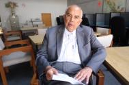02/02/2021 – El padre Benjamín Bravo es sacerdote mexicano, Doctor en Teología Pastoral por la Universidad Pontificia de México, Licenciado en Teología…
