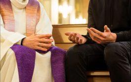25/02/2021 – La propuesta del ejercicio de hoy es hacer una revisión de vida general y luego hacer una confesión…