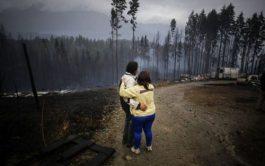 15/03/2021 – Sonia Correa, referente de Cáritas de Esquel, quien visitó la zona afectada por los incendios, dijo que, además…