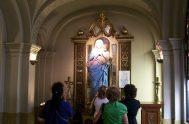 01/04/2021 – En Madre del Pueblo, junto alpadre Marcelo Amaya, desde Catamarca,recorremos el Santuario Nuestra Señora del Rosario de San Nicolás de los…