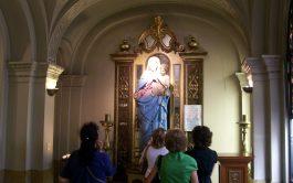 01/04/2021 – En Madre del Pueblo, junto alpadre Marcelo Amaya, desde Catamarca,recorremos el Santuario Nuestra Señora del Rosario de San…