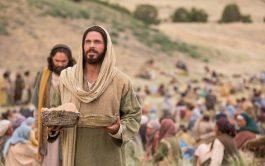 16/04/2021 –Hoy contemplamos el Evangelio de Juan 6, 1-15, Jesús multiplica el pan y nos detenemos para ver juntos belleza…
