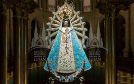 07/05/2021 – Los Obispos argentinos realizarán una visita presencial y virtual a la Virgen de Luján para rezar allí, para…