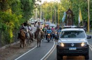 05/05/2021 – En un nuevo ciclo del programa Madre del Pueblo, el padre Marcelo Amaya, desde Catamarca, compartió la historia de la Virgen…