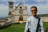 16/06/2021 – El padre Nelson Stañulis es el vicario general de San Roque (Chaco) y además el rector del seminario diocesano Cura Brochero…