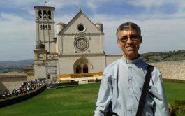 16/06/2021 – El padre Nelson Stañulis es el vicario general de San Roque (Chaco) y además el rector del seminario…