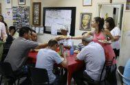 """12/07/2021 –Manos Abiertas Córdoba lanzó la campaña """"Sigamos estando"""" por sus 20 años de trabajo constante, en obras que acompañan soledades y vulnerabilidades.…"""