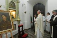 "12/07/2021 – ""Como obispo de Córdoba Fray Mamerto Esquiú escribió varias cartas pastorales -contó Fray Pablo- dirigidas al clero de Córdoba, exhortándolos, animándolos…"