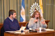 11/08/2021 – Mercedes Isola, secretaria del Consejo Pastoral Arquidiocesano de Mercedes-Lujan y miembro del equipo animador de la Asamblea Eclesial de América Latina…