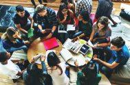 """24/09/2021 – En el """"Diálogo de Hermanos"""", el padre Javier Soteras y el rabino Marcelo Polakoff hablaron de los estudiantes y las enseñanzas…"""