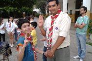 30/09/2021 – Gabriel Do Bento es jefe de comunidad rover del grupo scout Padre Enrique Contardi de Presidencia Roque Sáenz Peña (Chaco). Gabriel…