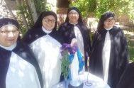 """27/09/2021 – En """"Testigos de la Alegría"""", la hermana Juana Alegre, dominica contemplativa, relató de qué se trata la vida en el monasterio…"""