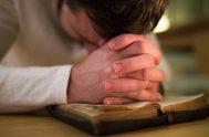 """13/09/21- """"Muchos creyentes cuando viene una gran dificultad en la vida, se pueden sentir probados, castigados y hasta abandonados por Dios"""", dijo el…"""