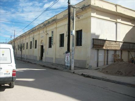 La casa de retiros espirituales y el Museo Brocheriano, en Villa Cura Brochero.