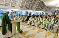 19/09/2013 - En una entrevista con la revista jesuita Civilitá Cattolica, el Papa habló durante seis horas con el Padre Antonio Spadaro.