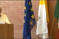 23/09/2013 - Lo expresó Francisco al visitar la facultad teológica regional de Cágliari, gestionada por jesuitas.