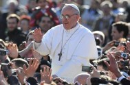 07/10/2013 - Este fue uno de los ejes sobre los que habló el Papa Francisco en la misa de Santa Marta, donde celebra…