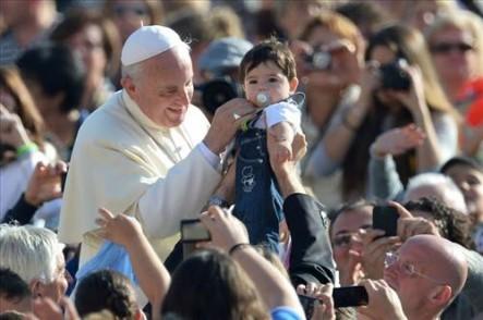 El Papa expresó que