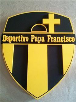 Este es el escudo del club bonaerense.
