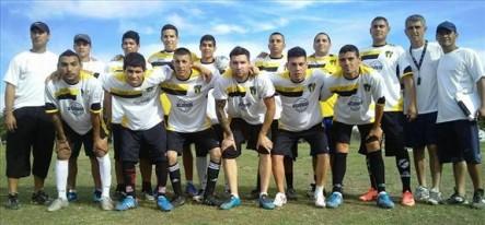 El plantel futbolístico de este proyecto nacido en el Partido de Quilmes.