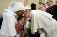 """18/03/2014 - """"La Cuaresma es un tiempo para ajustar la vida, para acercarse al Señor"""", subrayó el Papa Francisco en su homilía de…"""