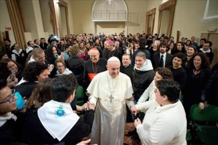 El Papa agregó que