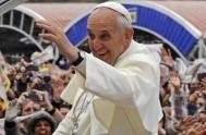 """28/04/2014 - """"Dios nos ama, no sabe hacer otra cosa"""", afirmó el Papa Francisco en la misa en la Casa Santa Marta. El…"""