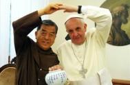 """01/04/2014 - """"Los cristianos anestesiados le hacen mal a la Iglesia, como los formalismos"""", afirmó el Papa en la misa cotidiana que celebra…"""