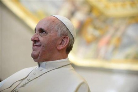 El Santo Padre recordó a los santos protomártires.
