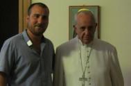 """08/08/2014 – """"Cuando la Iglesia está quieta, es una asociación civil"""", afirmó el Papa Francisco. """"Nuestro pueblo no se equivoca, adora solamente a…"""