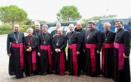 18/09/2014 – El Santo Padre recibió en la Santa Sede a los obispos consagrados a…
