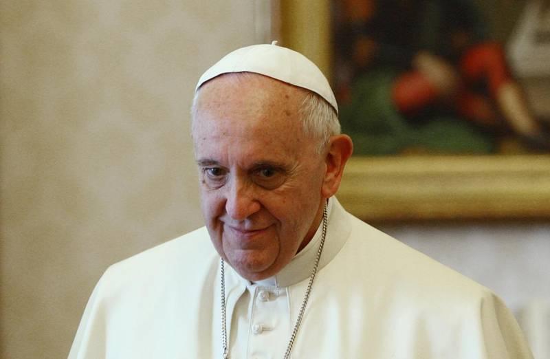 Il Papa riceve il presidente del Madagascar