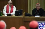 20/10/2014 – El Papa y los cardenales presentes en el Vaticano se han reunido en Consistorio para la presentación de dos causas de…