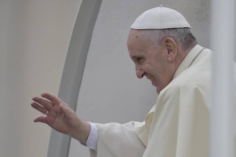 Udienza generale del mercoledì di Papa Francesco