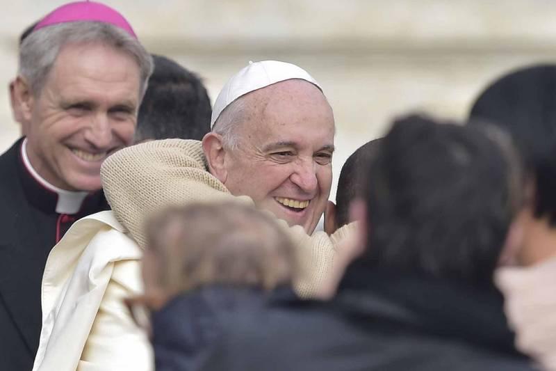 Vaticano, Udienza generale del mercoledì di Papa Francesco