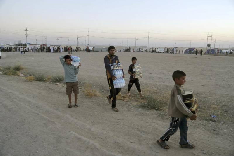 Iraq, migliaia di cristiani in fuga