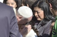 """19/12/2014 – """"Que la Iglesia sea madre, y no una empresa"""", pidió el Papa Francisco en la misa de Santa Marta. De este…"""