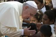 14/01/2015 – El Santuario de Nuestra Señora del Rosario en Madhu fue el lugar de Sri Lanka donde el el Papa pidió a…