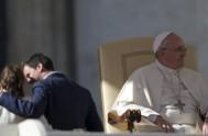 """""""El noviazgo ha perdido el sentido de lo sacro"""", expresó el Papa Francisco en su…"""
