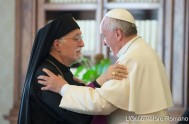 10/04/2015 – El próximo domingo en la Basílica de San Pedro se celebrará una misa para los fieles de rito armenio, en el…