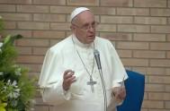 28/04/2015 – En la homilía de la misa de ésta mañana en la Casa Santa Marta el Papa Francisco se detuvo en la…