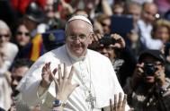 29/05/2015 –En la homilía de la misa celebrada ésta mañana en la capilla de la Casa Santa Marta el Papa Francisco dijo que…