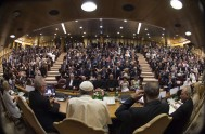 22/07/2015 – En el Aula Nueva del Sínodo del Vaticano se está llevando adelante un…