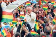 24/07/2015 – La visita del Papa Francisco a Latinoaméricaha dejado momentos memorables y un gran entusiasmo. Millones de fieles han acudido a los…