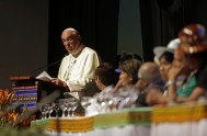 10/07/2015 – En el día de ayer el Papa Franciscoparticipó en Bolivia del Encuentro Mundial de los Movimientos Populares, evento organizado en colaboración…
