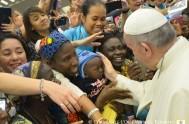 19/08/2015 – El Papa Francisco celebró la audiencia general de hoy en la sala Pablo VI. La catequesis se centró en el…