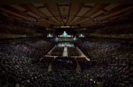 26/07/2015 – El Papa Francisco, en su paso porel Madison Square Garden, de Nueva York, celebró una eucaristía con la participación de más…