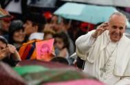 28/10/2015 – En laaudiencia general celebrada en el día de hoy por el Papa Franciscoen una lluviosa Plaza de San Pedro ante miles…